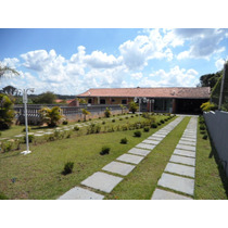 Ibiúna A Verdadeira Casa De Campo 3.000m2 Condominio Fechado