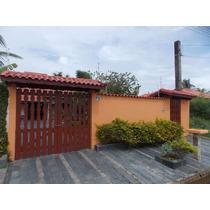 Ótima Casa À 110 Mt Da Praia, Grande Oportunidade!!