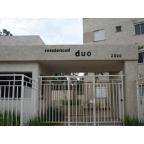 Residencial Duo - 2 Dorms C/ Suíte 54m2 - Jd Iris - Pirituba