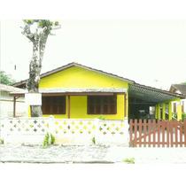 Casa Em Itapoá - Sc. Terreno Com 360m² E 232m² Construída
