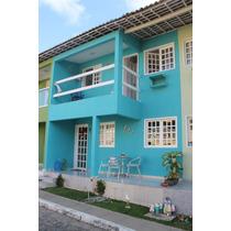Casa Duplex 3 Quartos Em Maria Farinha