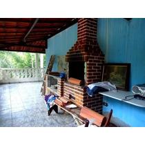 Chácara Em Juquitiba / 1.600 M² / Casa C/ 4 Dormitórios