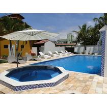 Casa Na Praia Com Piscina,aquecida,temporada,sauna 2 Hidros