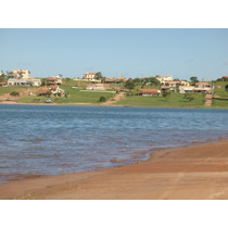 Lotes Nobres Frente Para Represa Jurumirim - Pé-na-água -