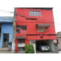 Casa De 02 Dormitórios E 03 Vagas Em Itaquera