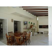 Casa Bertioga C/ 5 Suítes, Spa, 5 Vagas.