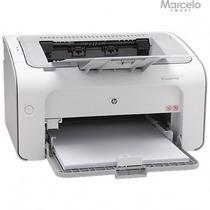 Impressora Hp P1102 Laserjet Mono Usb 2.0 Branco + Garantia