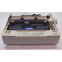 Impressora Matricial Epson Lx 300. Revisada Com Garantia!