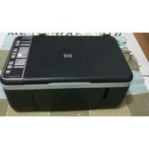 Impressora Hp F4180 Cartuchos Novos Revisada