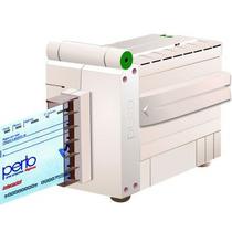 Impressora De Cheque Pertochek 501 Sem Teclado Usada
