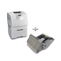Impressora Laser Lexmark T644 Revisada Com Toner E Duplex