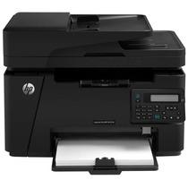 Multifuncional Hp Laserjet Pro M127fn - Imprime, C 110v
