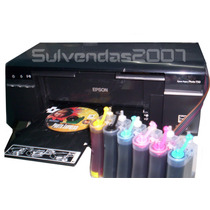 Lançamento! Impressora Epson T50 + Bulk Chip Full+ 600ml R/s