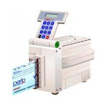 Impressora De Cheque Pertochek 502s Teclado Usada