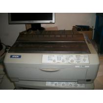 Impressora Matricial Epson Fx-890 Completa E Frete Grátis