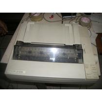 Impressora Matricial Epson Lx-810l Perfeita E Completa