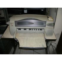 Impressora Hp Deskjet 1220 Imprimi A3 Funcionando Com Nota