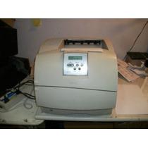 Impressora Lexmark T630 Em Otimo Estado Com Nota Fiscal