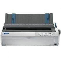 Impressora Epson Fx-2190 560cps Imprimi 8 Vias Completa