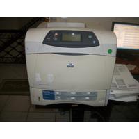 Super Oferta Hp Laserjet 4250 N ( Com Duplex ) Funcionando