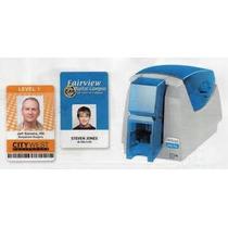 Datacard Sp35/plus, Crachás,cartão,colororida