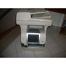 Impressora Multifuncional Laser Lexmark X 646 Com Nota