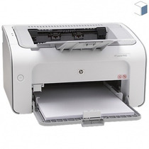 Impressora Mono Laserjet Hp P1102 Branco Com Frete Grátis