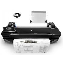 Plotter Hp T120 Eprinter 61cm 24 Pol. - Wifi - Garantia Naci