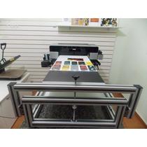 Serviço De Adaptação Impressora Dtg Para Impressão Uv Led