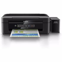 Multifuncional Jato Tinta Epson L365 Bulk Ink 12x Sem Juros