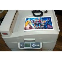 Impressora Laser A3 Okidata C9650 Colorida