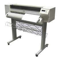 Impressora Plotter Hp Designjet 600 Monocromático No Estado