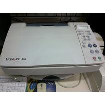 Multifuncional Copiadora Scaner Lexmark X83 S/cartucho Usada