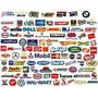 3550 - Logotipos Famosas Vetorizadas Editáveis