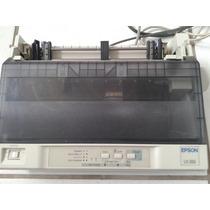 Impressora Matricial Lx 300 No Estado, Acompanha Cabos, Fita