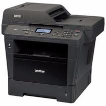 Impressora Brother Multifuncional Laser Dcp 8157dn