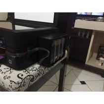 Impressora Epson Xp204 Com Bulk Mais 800 Ml De Tinta