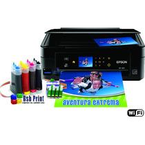 Impressora Epson Xp 411 + Bulk Ink + 400ml Tinta