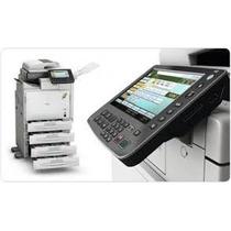 Impressora Multifuncional Color Ricoh Mp C300sr C 300 Sr