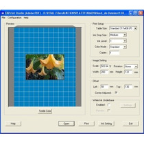Ekprint Studio Wf1100 Software Rip Impressora Dtg Epson 1110