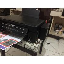 Impressora Epson Xp 204 Com Bulk Mais 400ml De Tinta