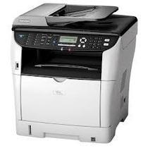Impressora Multifuncional Ricoh Aficio Sp 3510sf - Com Toner