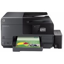 Multifuncional Hp 8610 + Bulk Ink Chip + 400 Ml De Tinta