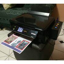 Impressora Epson Xp 401 Com Bulk Mais 400ml De Tinta