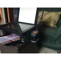 Impressora Epson Tx105 Tx115 Com Bulk O Bulk É Novo