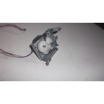 Kit Motor Catracas Da Impressora Hp Color Leserjet Cp1215