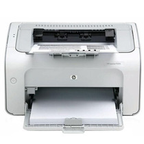 Impressora Laser Hp P1005 Revisada C/toner E Garantia Cb435a