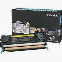 Cartucho Toner Lexmark C734 36 X734 36 38 Vazio - C734a1yg