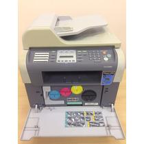 Impressora Samsung Multifuncional Laser Colorida Clx-3160