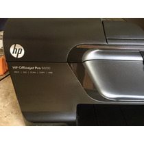 Impressora Hp 8600 Officejet Pro, Excelente Estado